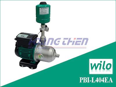 Máy bơm tăng áp tích hợp biến tần WiLo PBI-L404EA