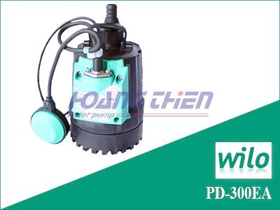 Máy bơm chìm nước sạch Wilo PD-300EA có phao