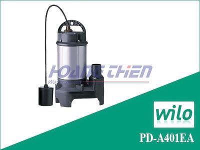 Máy bơm chìm nước sạch Wilo PD-A401EA có phao