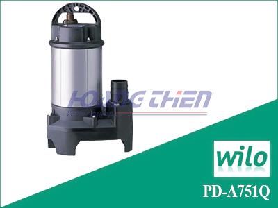 Máy bơm chìm nước sạch Wilo PD-A751Q không phao