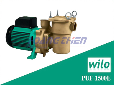 Máy bơm lọc nước hồ bơiWilo PUF-1500E