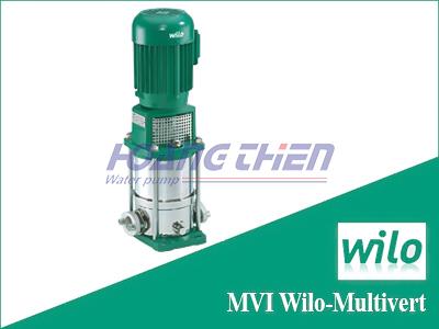Máy bơm nước công nghiệp Wilo-Multivert MVI