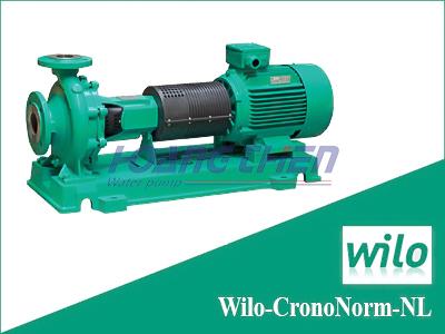 Máy bơm nước công nghiệp Wilo-CronoNorm-NL