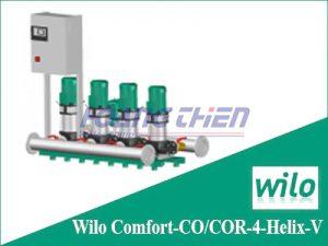 máy bơm công nghiệp Wilo-Comfort CO/COR-4-Helix V CC