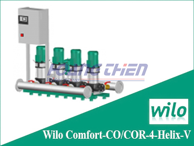 máy bơm công nghiệp Wilo-Comfort CO/COR-4-Helix V 5202 - 5206 CC