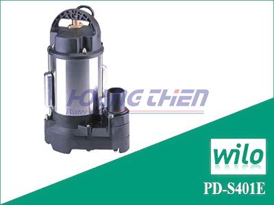 máy bơm chìm nước biển Wilo PD-S401E
