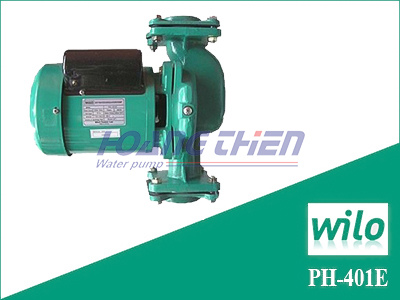 máy bơm tuần hoàn nước nóngWiLo PH 401E