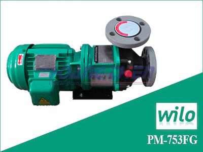 Máy bơm hóa chất dạng từ Wilo PM-753FG