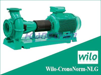 Máy bơm nước công nghiệp Wilo-CronoNorm-NLG