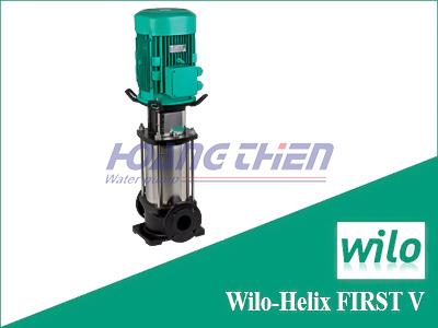 Máy bơm nước công nghiệp Wilo-Helix FIRST V