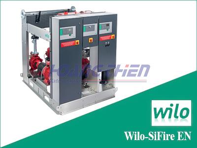Máy bơm nước chữa cháy Wilo-SiFire EN