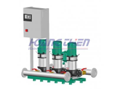 Cụm 3 máy bơm công nghiệp Wilo-Comfort CO/COR-3-Helix V CC